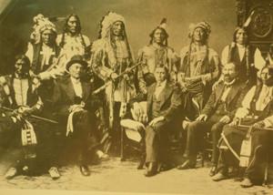 Native American Trunk