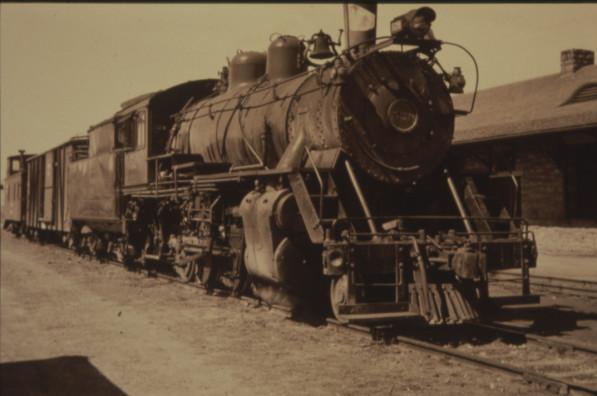 Railroad Trunk